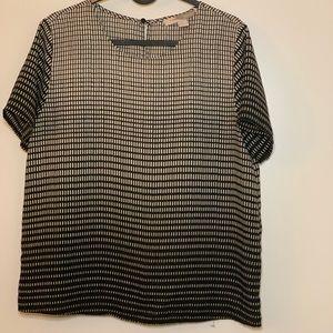 Forever 21- Ombré blouse
